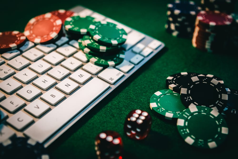 bitcoin and online gambling